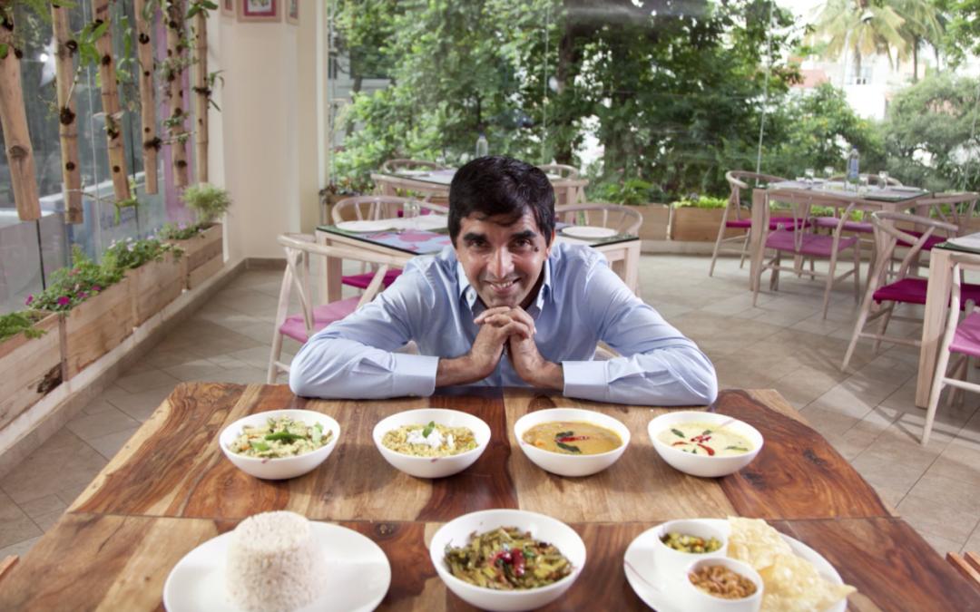 Cooking with Rasa Founder – Das Sreedharan