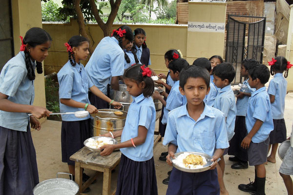 Need for better school meals